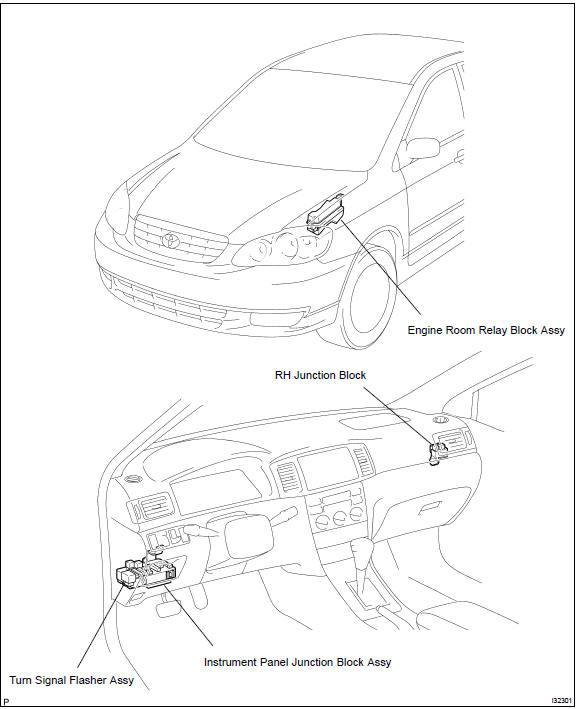 Toyota Corolla Repair Manual Wiring